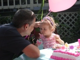 Willa's First Birthday