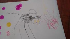 Kota drawn by Fiona