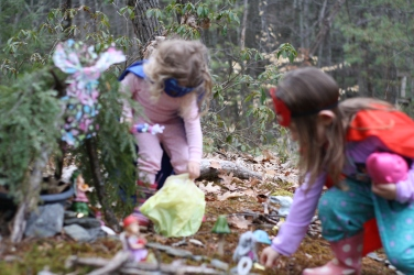 Gifts from the Forest Fairies