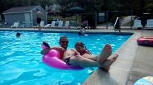 Pool heals all, hahaha =)